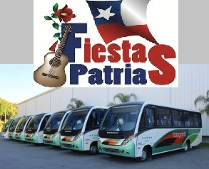 Flota Talagante celebra Fiestas Patrias