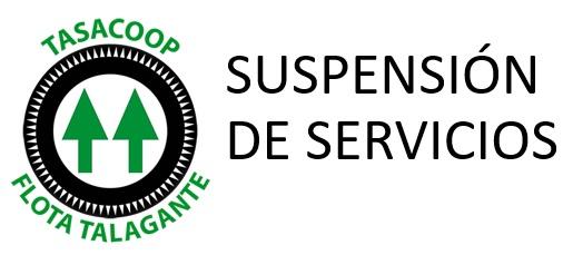 FLOTA TALAGANTE: Se mantiene SUSPENSIÓN de servicios por falta de garantías de seguridad