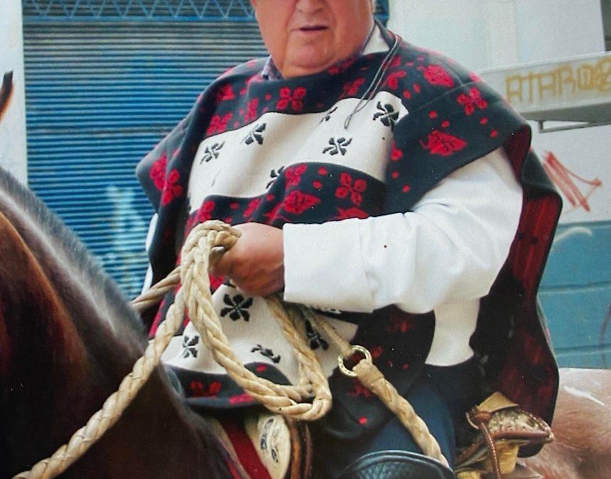 ESTAMOS DE LUTO: Falleció don Manuel Silva Zuñiga, socio fundador.